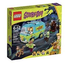 Lego Scooby-doo 75.902 Misterio Kit De Construcción De Maqui