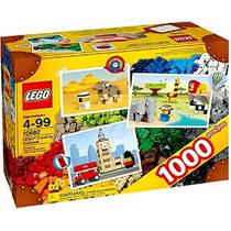 Lego Jóvenes Constructores Bricks & More Set # 10682 Maleta