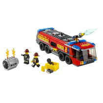 Lego City 60061 Airport Fire Truck Camion Bombero Aeropuerto