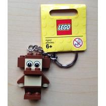Chango Llavero Lego Minifigura Ciudad Ugo