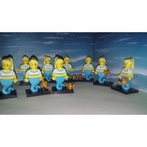 Lego 71007 Minifiguras Serie 12 Genio Genia De La Lampara Js