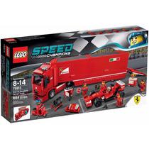 Lego 75913 F14 T Y Escuderia, Ferrari Truck