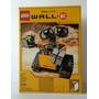 Lego 21303 Wall - E Disney Pixar