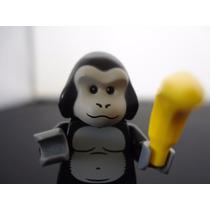 Lego Botarga Gorila Serie 3 Legobricksrfun