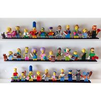 Lego Simpsons Serie 2 / Completa / Minifiguras / Repisa