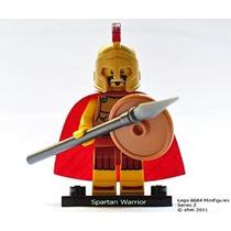 Lego - Serie Minifigures 2 - Guerrero Espartano