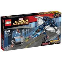 Lego 76032 The Avengers Quinjet City Chase Marvel