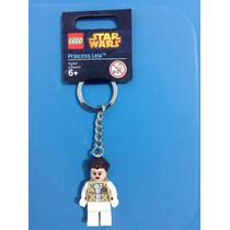Llavero Lego Princess Leia Star Wars