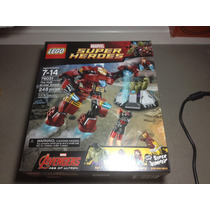 Lego 76031 The Hulk Buster Smash Marvel Avengers Age Ultron