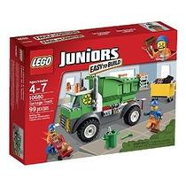 Lego Juniors Camión De Basura