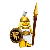 Lego Minifiguras Serie 12: Diosa De La Batalla