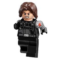 Lego Soldado De Invierno Winter Soldier 76047 Legobricksrfun