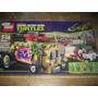Lego 79104 The Shellraiser Street Chase Tortugas Ninja