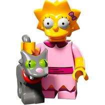 Lego Simpsons Serie 2 / Gato Snowball Ii / Lisa / Minifigura