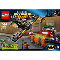 Lego 76013 Super Héroes Batman The Joker Nuevo Env Gratis