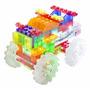 Monster Truck Luminoso Para Armar Laser Pegs 6 En 1