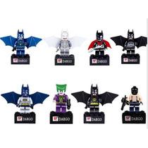 Figuras Tipo Lego De Batman (lote 2)