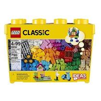 Lego Grande Clásica Creative Box 10698 Del Ladrillo