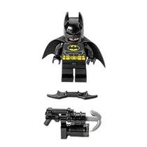 Lego Película Batman Con Arma Garfio Loose Minifigure