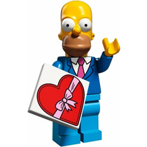 Homero Simpson Original Lego