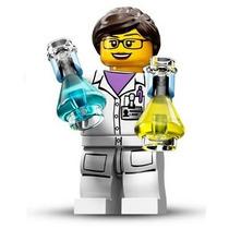 Lego 71002 Minifigures Serie 11 Cientifica