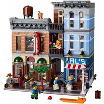 Lego 10246 Oficina De Detectives, Creator, Env Gratis, Msi
