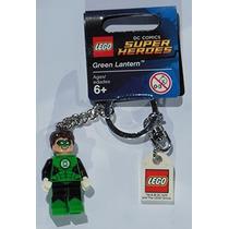 Green Lantern Linterna Verde Llavero Lego Minifigura Ugo