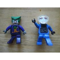 2 Figuras De Lego De Guason Y Sr Frio