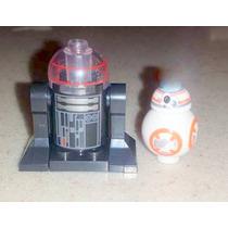 Star Wars R2-d5 Bb-8 Compatible Con Lego Minifiguras
