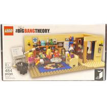 Lego Ideas The Big Bang Theory Modelo 21302