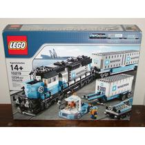 Maquina Tren Lego Creator Maersk Train 10219 Caja Cerrada