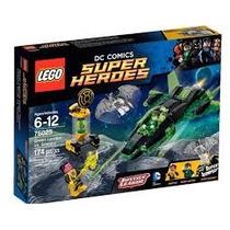 Lego Batman Dc Comic Minifiguras 76025