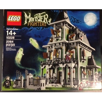 Lego 10228 Moster Fighters Haunted House