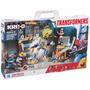 Tb Kre-o Transformers Galvatron Factory Battle Movie Playset