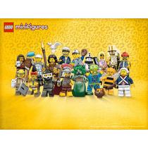 Lego Minifiguras Series 6,7,8,9,10,11,12,13