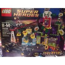 Jokerland Lego 76035 De 1037 Piezas