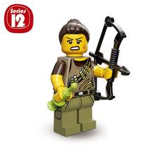 Lego Serie 12 Dino Tracker En Sobre Cerrado