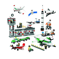 Tb Lego Education Space And Airport Set4579792(1,176 Pieces)