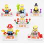 Figuras Compatibles Con Lego De Mi Villano Favorito Minions