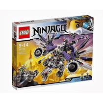 Lego 70725 Ninjago El Dragon Mecanico Nindroide !!!