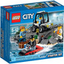 Lego 60127 City Set De Introducción Prison Island