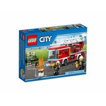 Lego 60107 Camión De Bomberos Con Escalera Envio Gratis