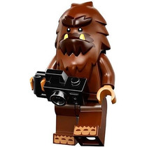 Lego 71010 Minifigures Serie 14 Monsters Pie Cuadrado # 15