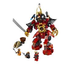 Tb Lego Ninjago 9448 Samurai Mech