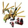 Tb Lego Ninjago The Golden Dragon 70503