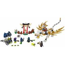 Lego Ninjago 70734: Dragón Del Maestro Wu