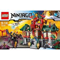 Lego La Batalla Por La Ciudad De Ninjago Modelo 70728 Sellad
