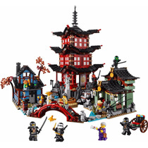 Lego 70751 Templo De Airjitzu, Ninjago, Env Gratis, Msi
