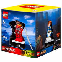 Lego Cubo 4 Minifig Lightning Ninjago City Legobricksrfun