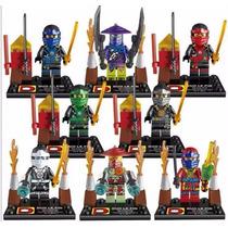 Figuras Ninja Ninjago Lego Compatible